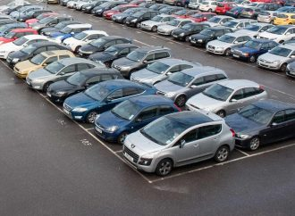 Airport terminal Parking and Vehicle Servicing