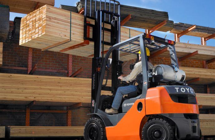 Choosing the right forklift for the job is essential
