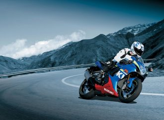 The Physics of Riding Motorcycles