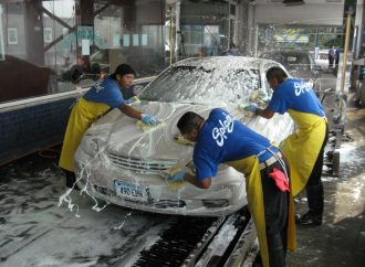 Vehicle Dealership Washing Business