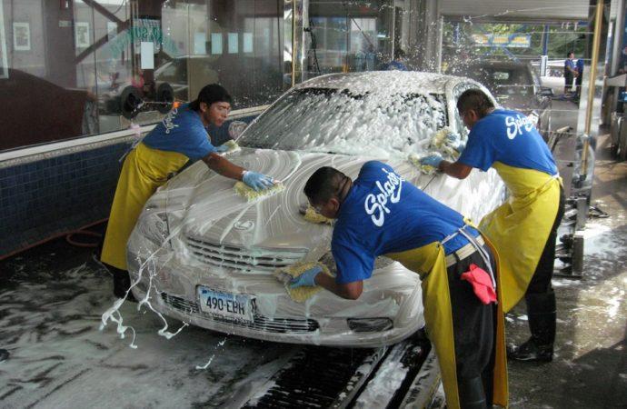 Vehicle Dealership Washing Business