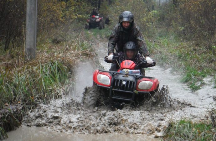 How to Ride a Quad Bike Comfortably?