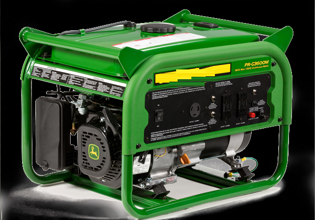 WHAT TO LOOK FOR WHEN BUYING A USED GENERATOR