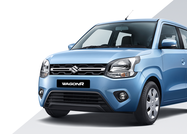 The Face of Small Cars: New Maruti Wagon R
