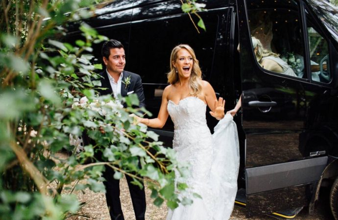 How can I save money on wedding transportation?