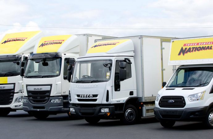 Truck rental services to go for